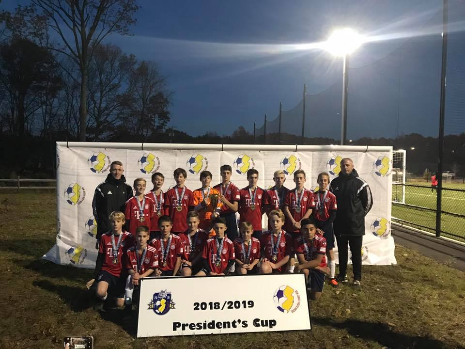 GPS Clearview 2005 Boy NJYS PRESIDENTS CUP STATE CHAMPS